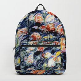 Holland Tulips Backpack