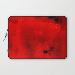 Red Coral Laptop Sleeve