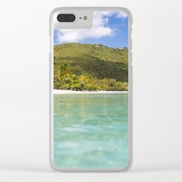 Magens Bay Clear iPhone Case