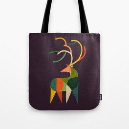 Antler Tote Bag