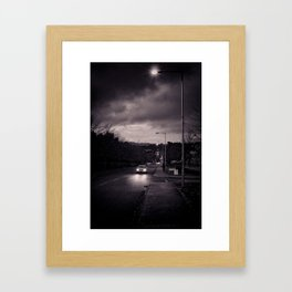 East Gate Framed Art Print