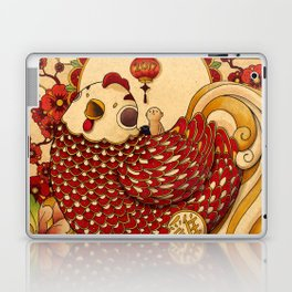 Year of the Rooster Laptop & iPad Skin