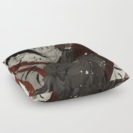 The Night Circus Floor Pillow