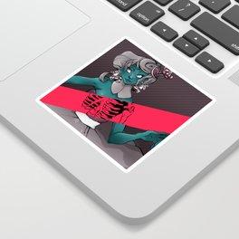 Coupure / #4 Sticker