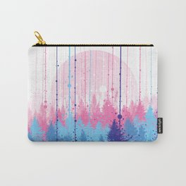rainy forest 2 Carry-All Pouch