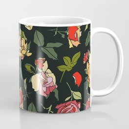 English Rose Garden Coffee Mug