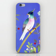 the elusive blue of a summer's twilight iPhone & iPod Skin