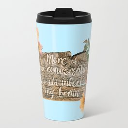 Brain Drain Travel Mug