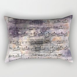 Chopin - Nocturne Rectangular Pillow