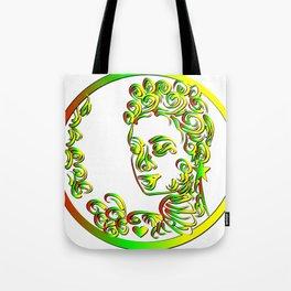 Grenada Queen Goddess Abstract Tote Bag