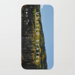Unite the States iPhone Case