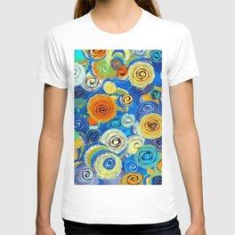 Circling Impressions T-shirt
