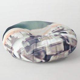 Water Works Floor Pillow