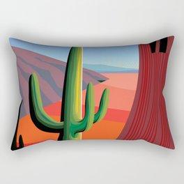 Gringo Pass Rectangular Pillow