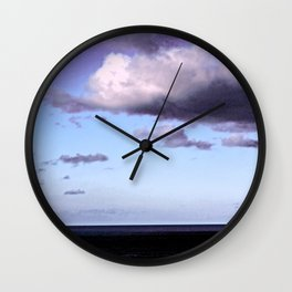 Dark Nights Wall Clock