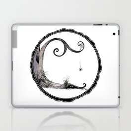 'Think I'll just stay in today' - Familiar and Friend Laptop & iPad Skin