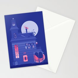 Cursed Residence Stationery Cards