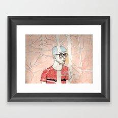 Martes Framed Art Print
