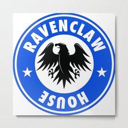 Ravenclaw House Metal Print