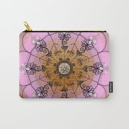 Unalome Mandala Carry-All Pouch