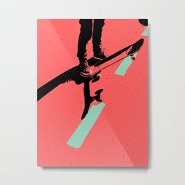 S. K. 03 Metal Print