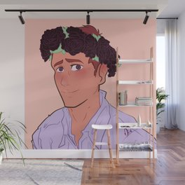 YOI Flower Boys - Michele Crispino Wall Mural