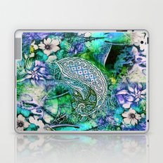 blue india Laptop & iPad Skin