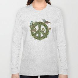 Peace Talks Long Sleeve T-shirt
