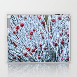 Jingle Snow Bells Laptop & iPad Skin