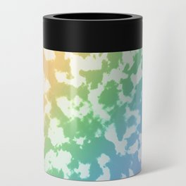 Rainbow Tie-Dye Can Cooler