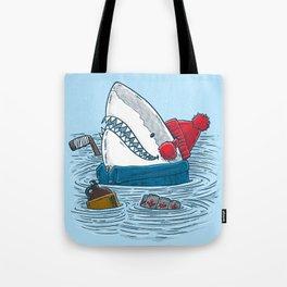 Great White North Shark Tote Bag