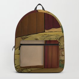 Trapped Backpack
