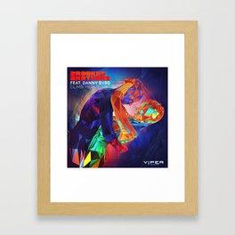Climb High  Framed Art Print