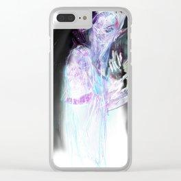 Xwmdwljdlw Clear iPhone Case