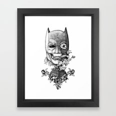 World Finest Series. The Bat.  Framed Art Print