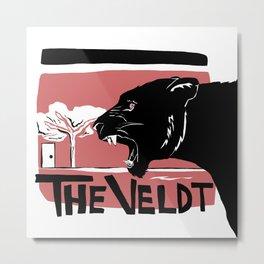 The Veldt Metal Print