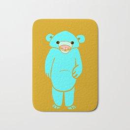 fat bear Bath Mat