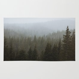 Snowy Forks Forest Rug