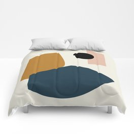 Shape study #1 - Lola Collection Comforters