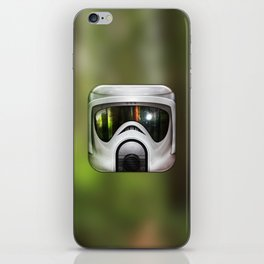 Scout Trooper iPhone Skin
