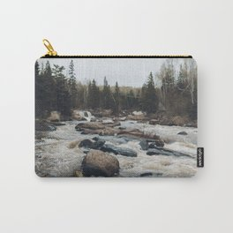 Between Two Falls Carry-All Pouch