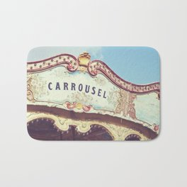 Carrousel Bath Mat