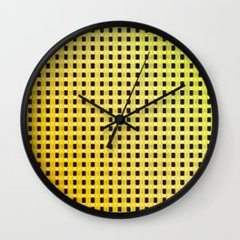 Small and little summer pattern Wall Clock