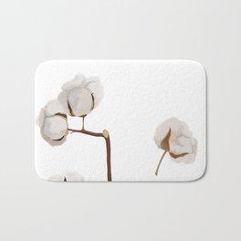 Cotton flower Bath Mat