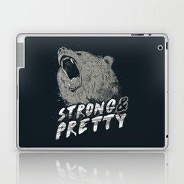Strong & Pretty Laptop & iPad Skin