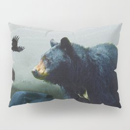 The Sacred Trail of the Great Bear Pillow Sham