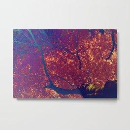 Arboreal Vessels - Pulmonary Metal Print