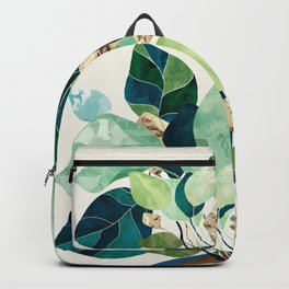 Indigo Plant II Backpack