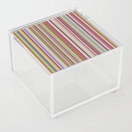 Stripes & stripes Acrylic Box