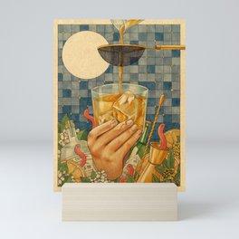 Cheers Mini Art Print